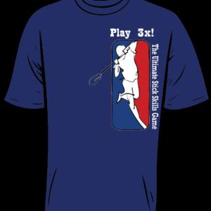 Play 3x T-shirt